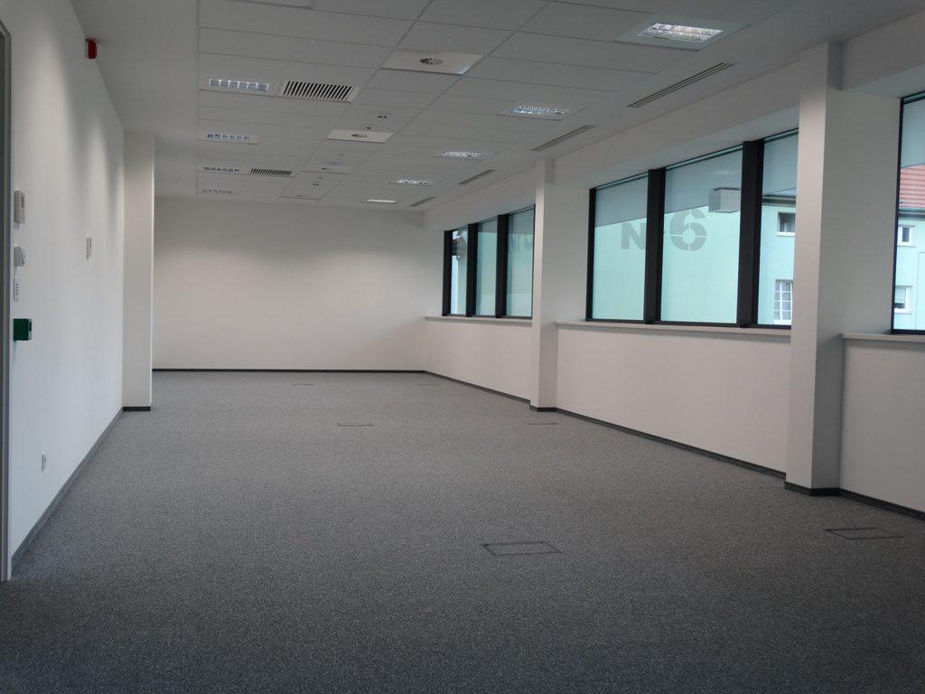 Open space Opolskie Centrum Wysokich Technologii